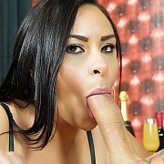 Horny Plumper Enjoys A Hard Dick In Her Pussy And Asshole with Gabriela Ramos