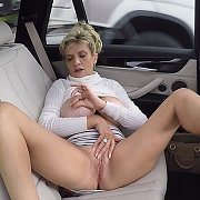Public Masturbation On The A1 with Lady Sonia