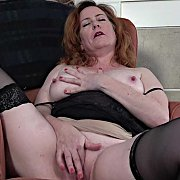 Mature Sensuality with Caitlin Moore
