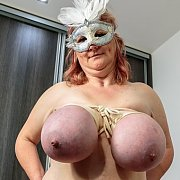 Tightly Bound Breasts with Linda