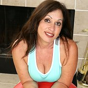 Happy Lovely MILF with Samy Rodriguez