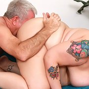 Fat N Big BBW Getting Licked And Fucked: The Movie with Sara Star