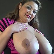 Huge Asian Tits with Miss LingLing