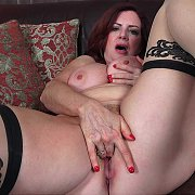 Sultry Redhead Shoot with Andi James