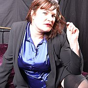Curvy Mature Lady Loves To Play With Herself with DeeDee