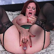 Buttplug Fingering with Andi James