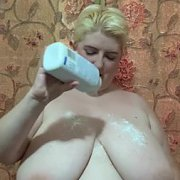 Baby Powder Bras n Boobies with Jenni