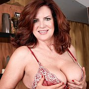 Red All Over with Andi James