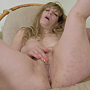 Beautiful MILF with Scarlet Rose
