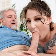 Sexy BBW Gets Her Pussy Fucked Deep And Good with Heady Betty