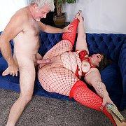 Fleshy and Sexy BBW Enjoys A Pussy Pounding with Kylie BBW