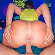 Mega Ass Creampie with Carmela Clutch