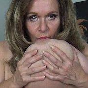 Nipple Self-Suck Wonder with Suzie Q