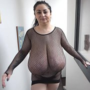 Fishnet Stairs Run & Bounce with Alice 85JJ