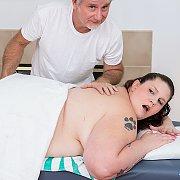 Fatty's Dick Suck And Massage with Princess Gemini
