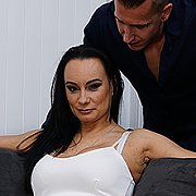 Toyboy Is Having A Taboo Breaking Evening With His Aunt with Eva May