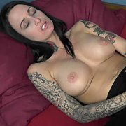Horny Milf Rips Her Leggings To Do Some Toys with Brooke Lyn Rose