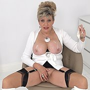 The Cuckolded Husband And White Boots with Lady Sonia