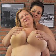 Tits Tied and Sucked with Besty, Rita