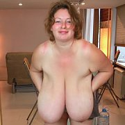Lily Swings Her Big Breasts in Your Face with Lily Drambue