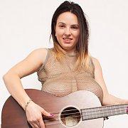 Guitar And Boobs with Talia Amanda