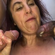 Fun With Huge Cocks with Mrs Huge Aunty