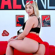 Anal Practice with Sophia Deluxe