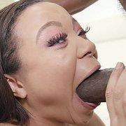 40-Inch Booty Meets 13-Inch Cock with Adriana Maya, Brickzilla