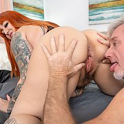 Plumper Slut Gets Her Pussy Plugged Deep with Kendra Lee Ryan