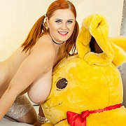 Sexy Lingerie And Soft Toy: The Movie with Alexsis Faye