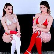 Sloppy Match Up with Kylie Rocket, Sera Ryder