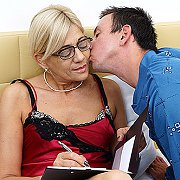 An Old And Young Affair: The Movie with Karine C