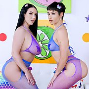 A Taste Of Angela's Ass with Angela White, Brooklyn Gray