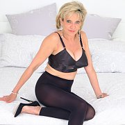 Bullet Bra And Leggings with Lady Sonia