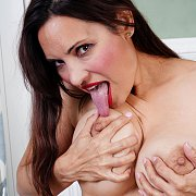 Busty Licking with Gianna Chanel