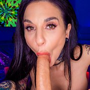 Anal Creampie For Busty MILF with Joanna Angel