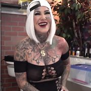 Discussing The Butterfly Asshole Tattoo: The Movie with Mother Aurora, Evilyn Ink