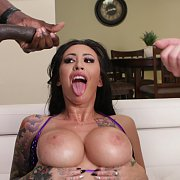 Clip 3 from Lily Lane Gets A DP From Two Big Cocks with Lily Lane, Jax Slayher, Oliver Flynn