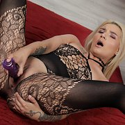 Luscious In Lace with Catherine Sand